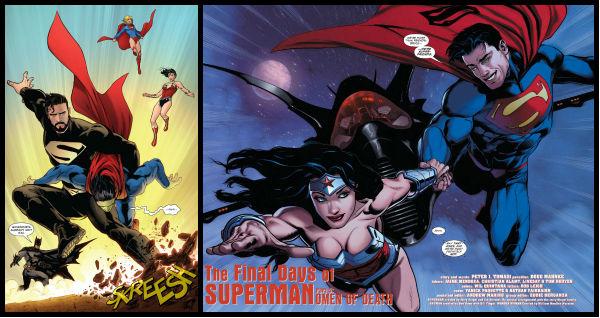 os dias finais do superman plano critico