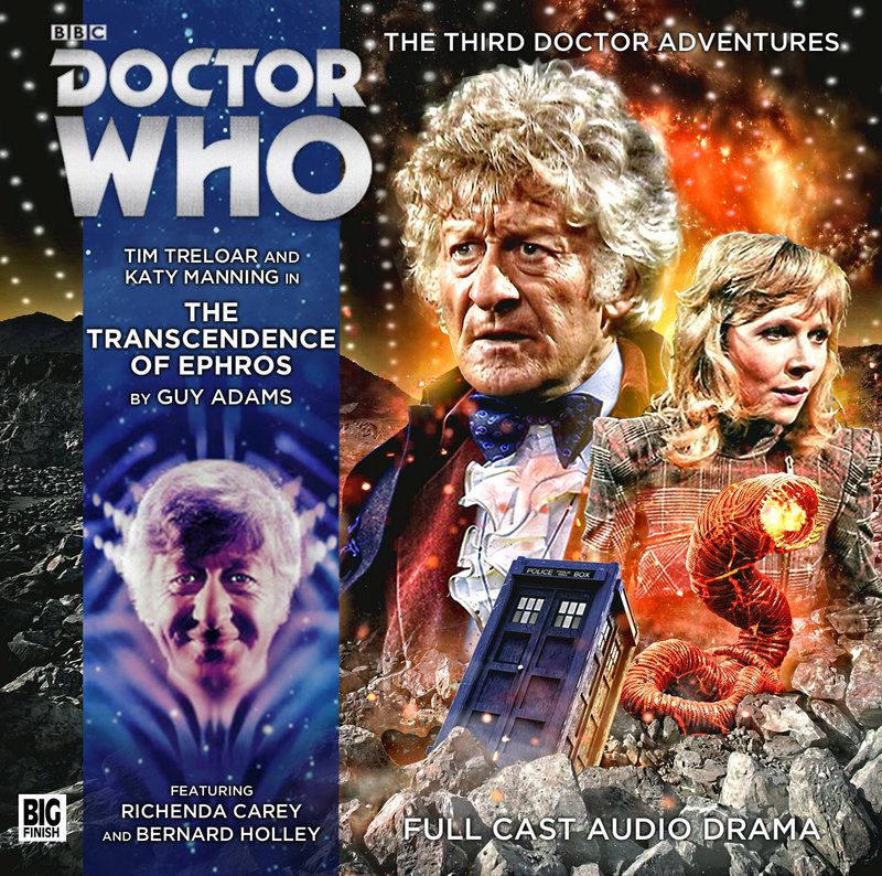 plano crítico Doctor Who - The Transcendence of Ephros