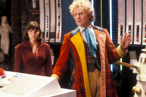 Revelation of the Daleks plano critico doctor who
