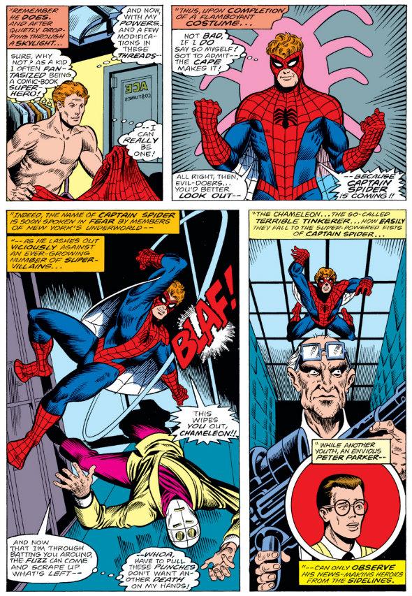 flash thompson plano critico capitao aranha