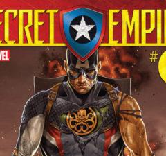 imperio secreto secret empire plano critico capitao america