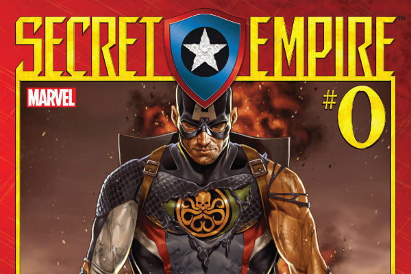 imperio secreto secret empire plano critico capitao america
