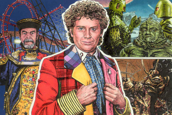 plano critico the lost stories doctor who