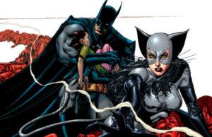 rastro de pólvora batman mulher gato