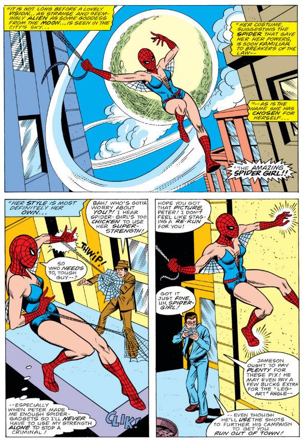 spider-girl plano critico