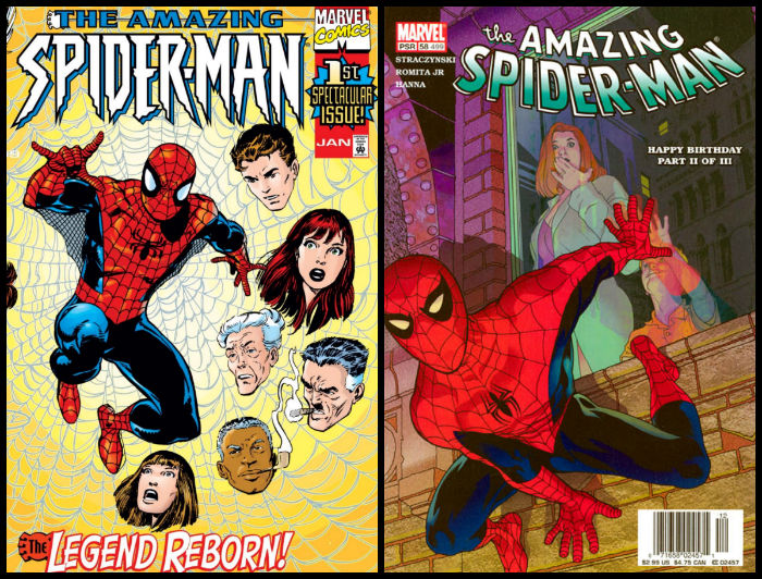 Amazing Spider-Man Vol 2 plano critico