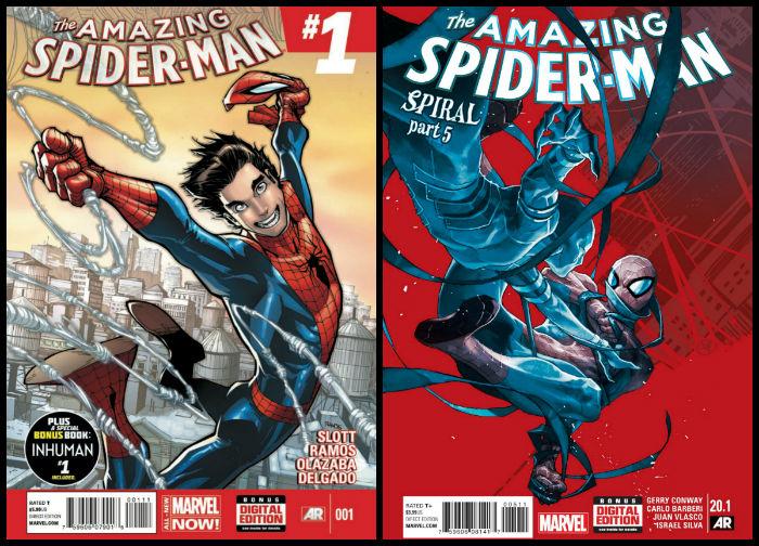 Amazing Spider-Man Vol 3 plamo critico