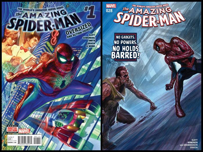Amazing Spider-Man Vol 4 plano critico