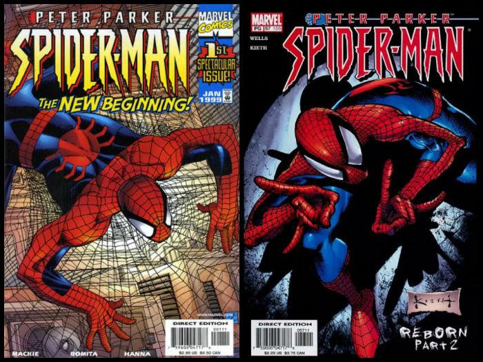 Peter Parker Spider-Man Vol 2 plano critico