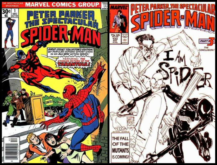 Peter Parker, The Spectacular Spider-Man plano critico