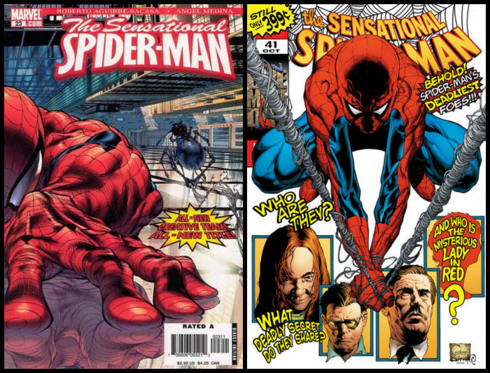Sensational Spider-Man Vol 2 plano critico