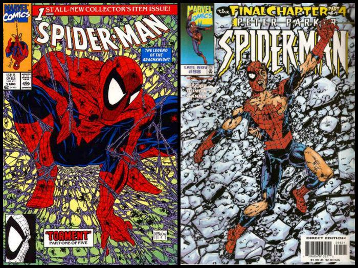 Spider-Man plano critico Vol.1