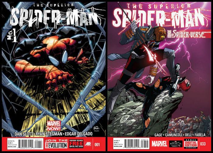 Superior Spider-Man plano critico