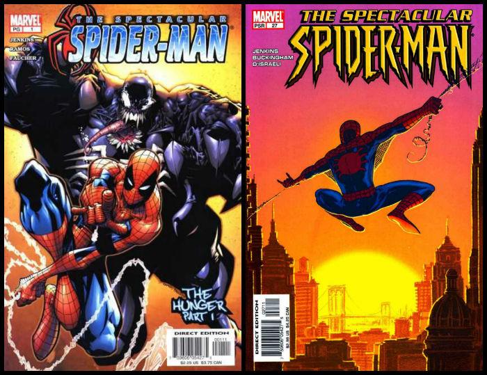 The Spectacular Spider-Man Vol 2 plano critico