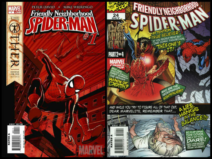 homem-aranha peter Friendly Neighborhood Spider-Man plano critico