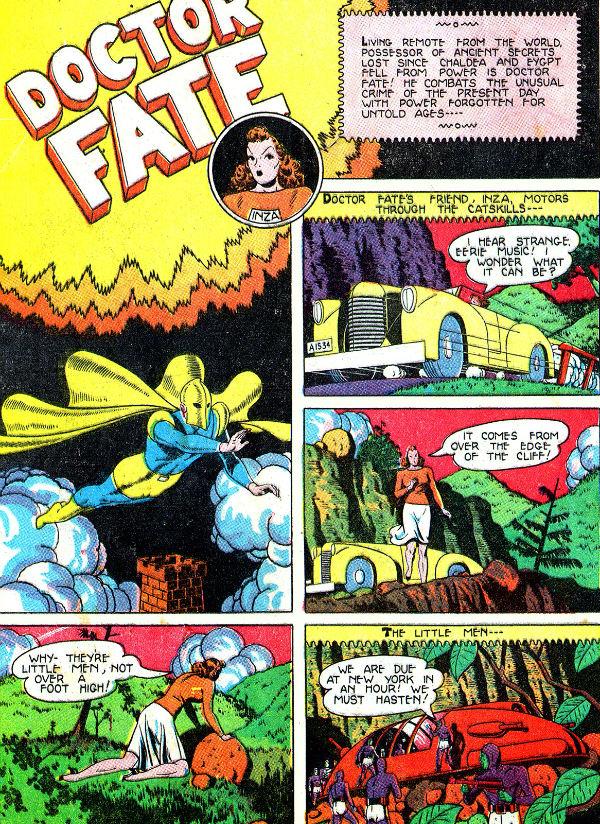 more fun comics 60 plano critico inza