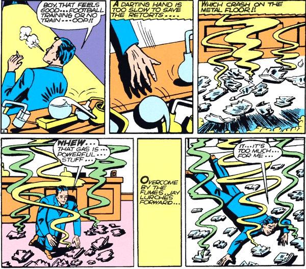 Flash-Comics-1-1940 JAY LABORATORIO