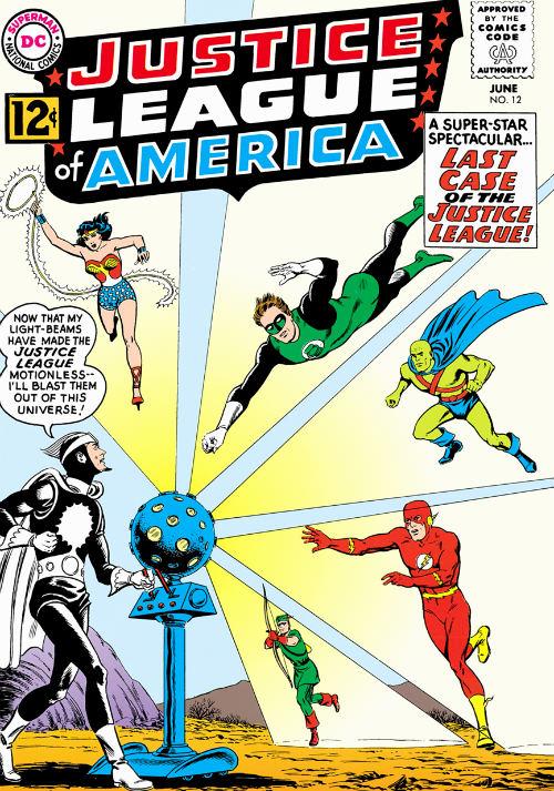 The Last Case of the Justice League plano critico