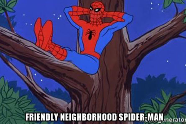 friendlyneighborhood