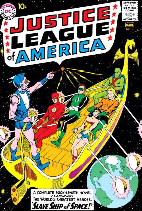 plano critico The Slave Ship of Space