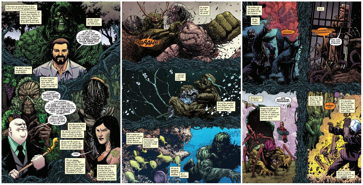 plano critico a origem secreta do monstro do pantano 2015 dc comics