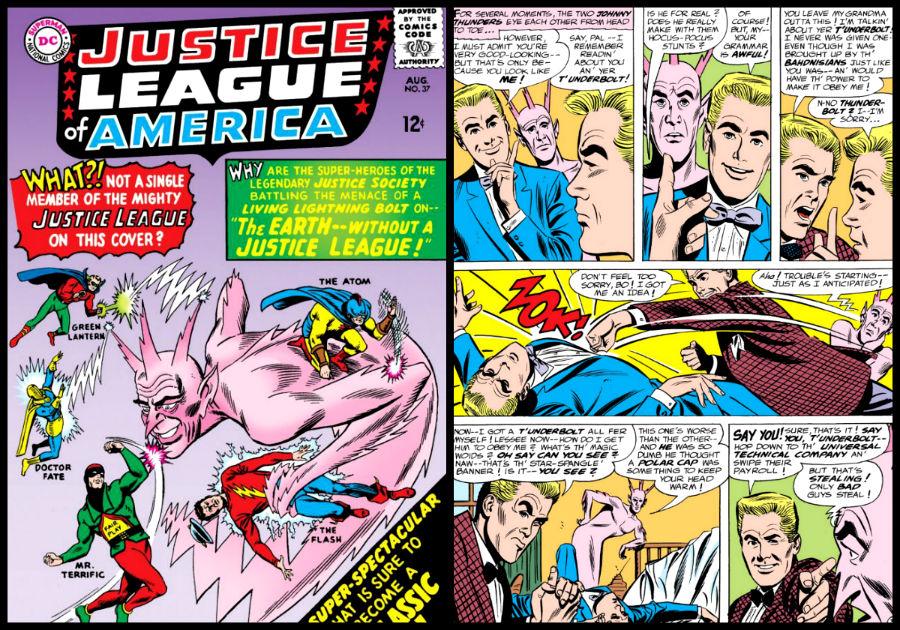 liga da justiça 37 plano critico