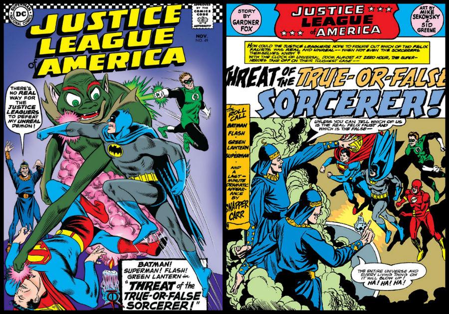liga da justiça da américa plano critico 49