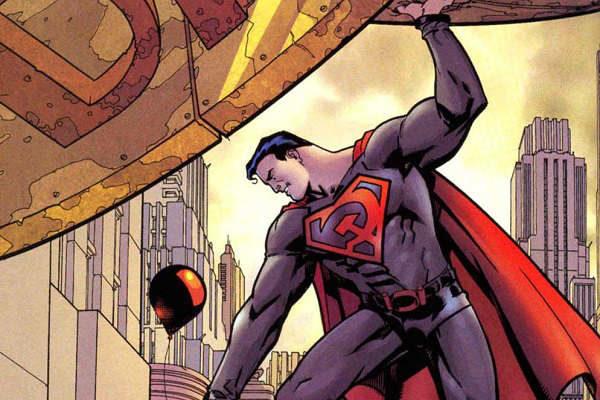 Resultado de imagem para Superman: Entre a Foice e o Martelo