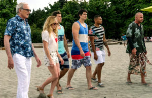 aruba con plano critico legends of tomorrow