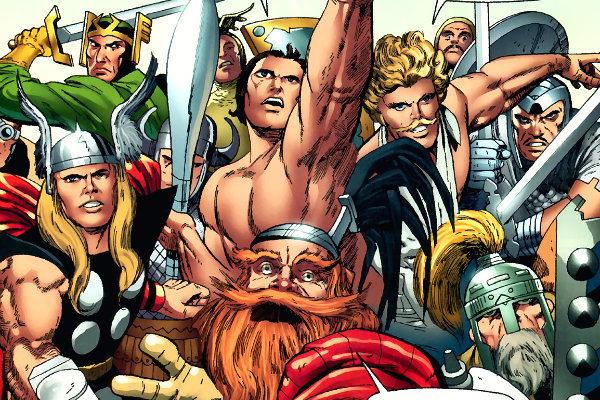 plano critico os contos de asgard tales of asgard thor