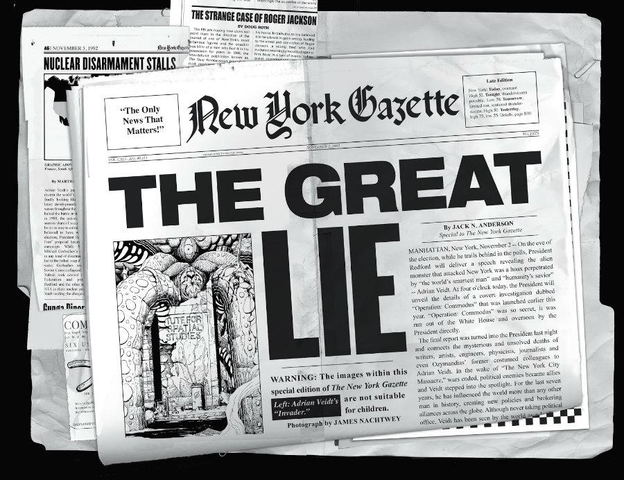 plano critico doomsday clock a grande mentira