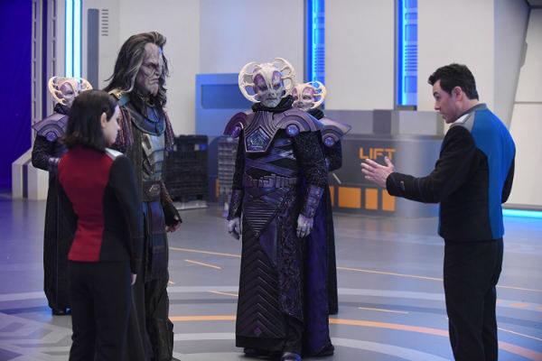 Resultado de imagem para the orville 1x09