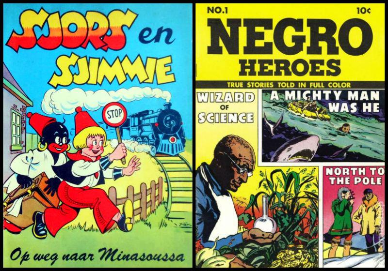 herois negros planos critico quadrinhos estados unidos