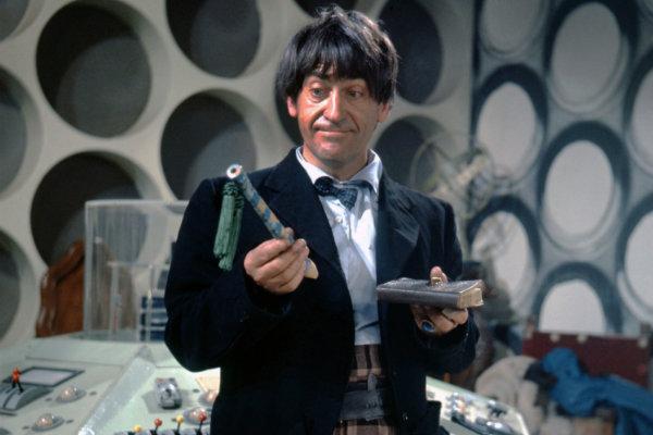 plano critico doctor who segundo doutor ranqueado