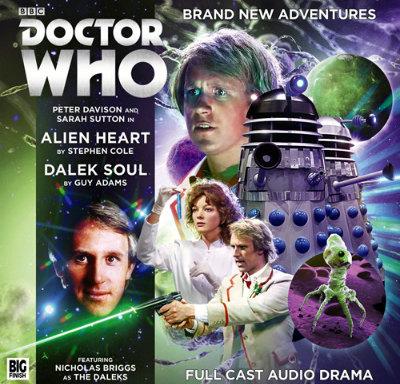 Alien_Heart_Dalek_Soul plano critico doctor who
