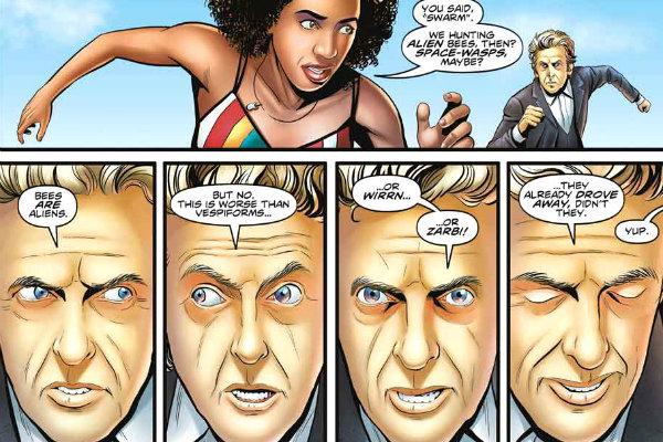 Doctor-Who-SDCC-Special-plano critico bill doc