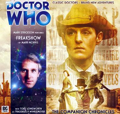 Freakshow-plano critico doctor who