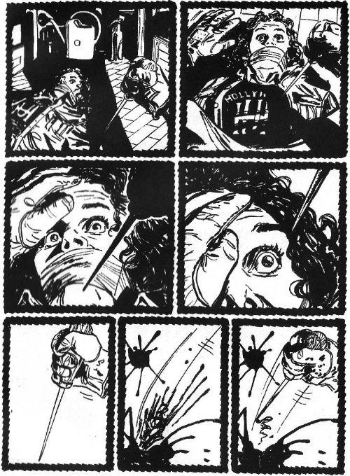 Julia Os Olhos do Abismo #1 - plano critico assassinato julia