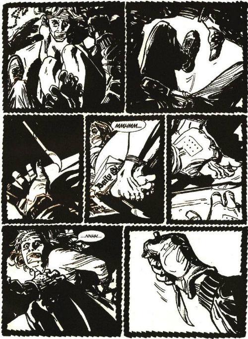 Julia Os Olhos do Abismo #1 - plano critico aventuras de uma criminologa