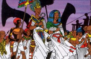 Papyrus - The Rameses Revenge plano critico quadrinhos