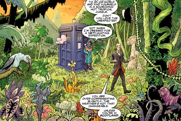 Terrorformer plano critico doctor who