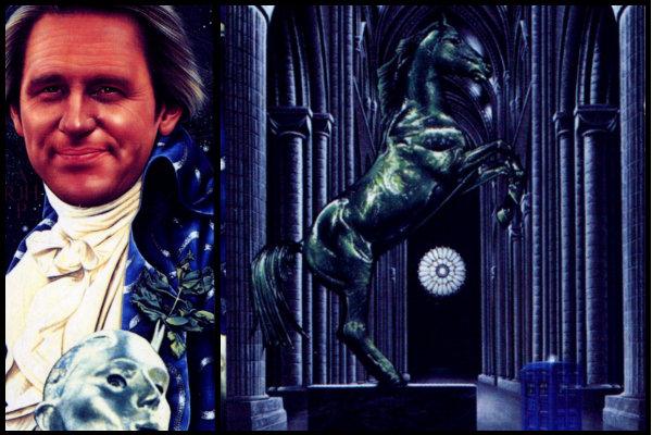 The Crystal Bucephalus doctor who plano critico