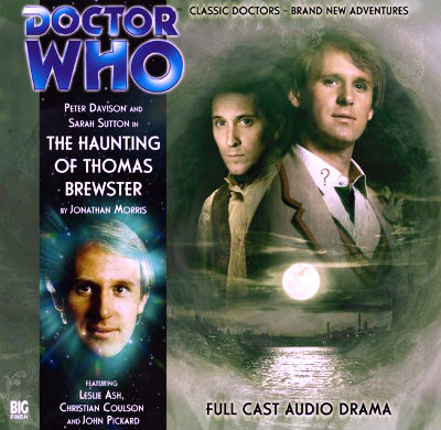 plano critico Big Finish Mensal #127 The Haunting of Thomas Brewster