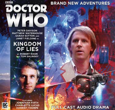 plano critico Kingdom of Lies doctor who