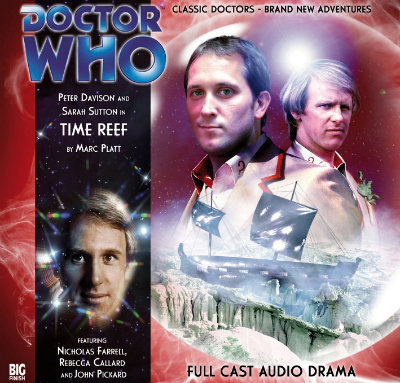 plano critico Time Reef doctor who