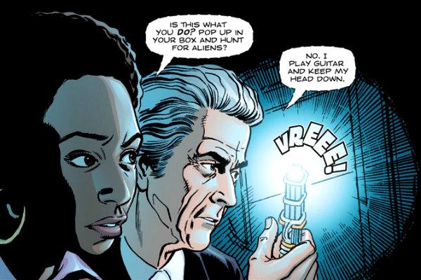 plano critico doctor who capaldi doctor who magazine