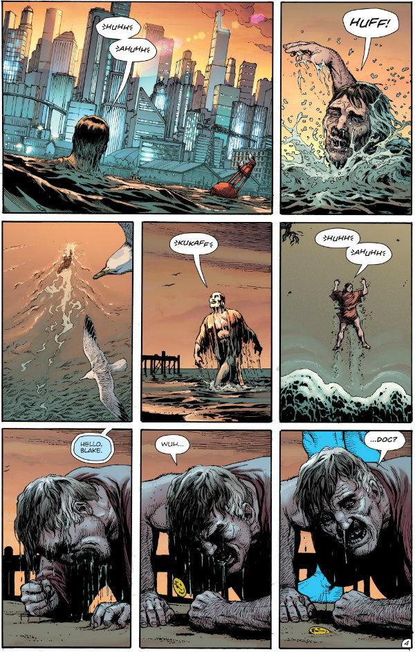 plano critico doomsday clock manhattan comediante plano critoco relogio do apocalipse dc comics