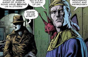 plano critico doomsday clock watchmen