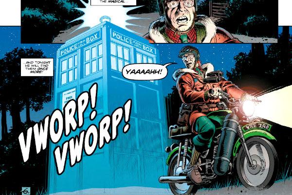plano critico luiz doctor who dwm 500