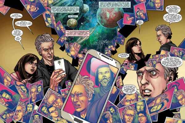 selfie plano critico doctor who